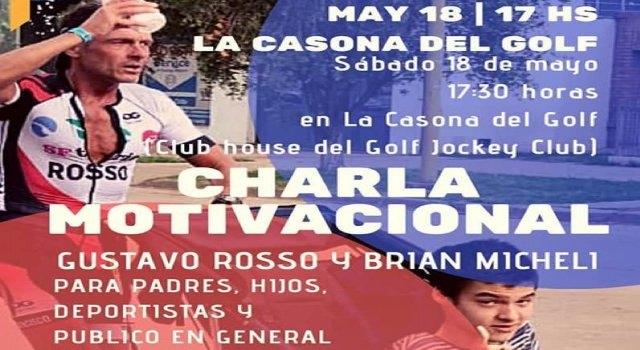Charla Motivacional Radiocanal San Francisco Córdoba